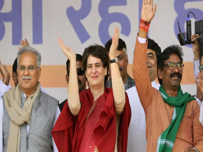 दोहरे झटके: झारखंड में हार से भाजपा को राज्यसभा सीटों का होगानुकसान