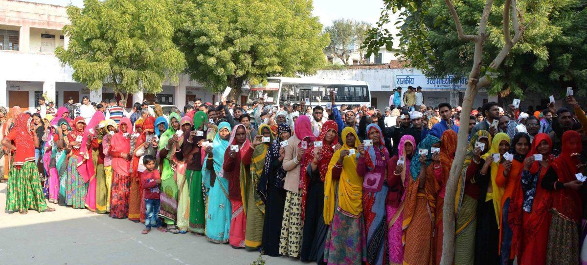 राजस्थान : तीन विधानसभाओं के लिए मतदान कल,  निर्वाचन विभाग सख्त – जानेंख़ास