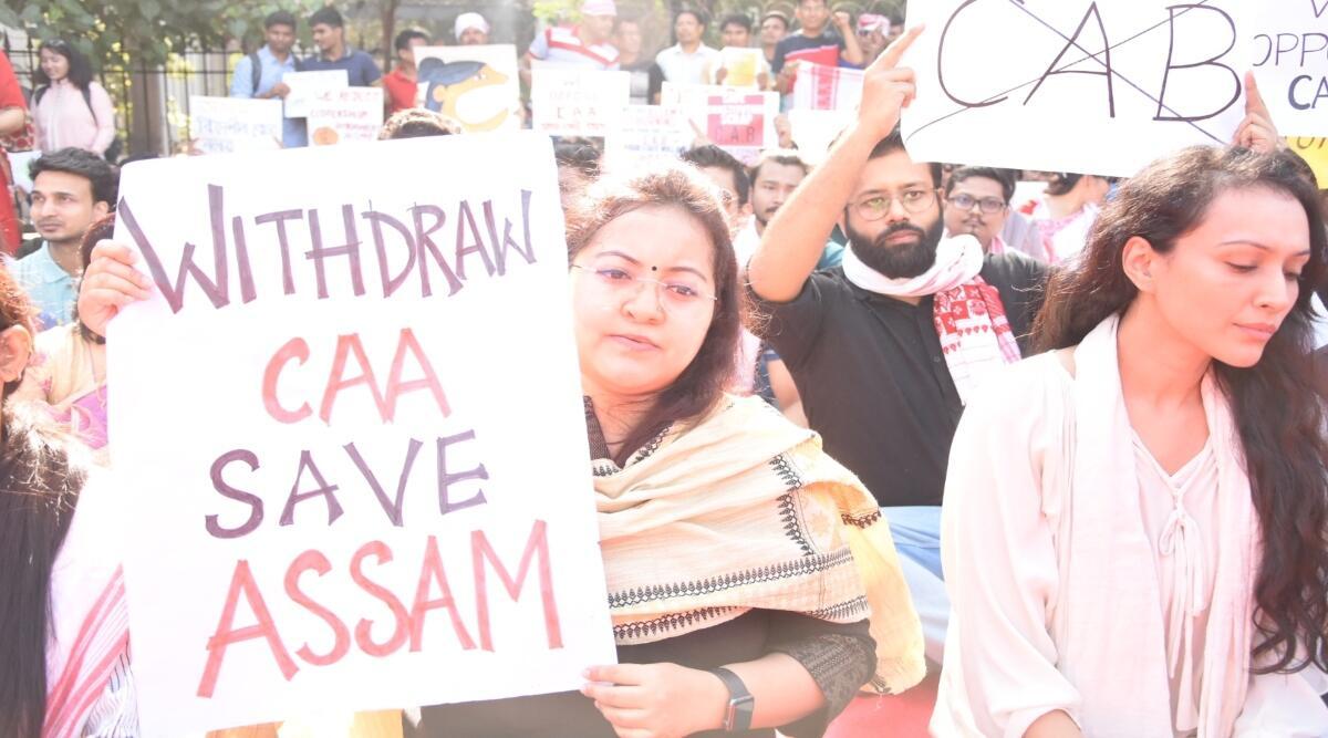 पूरे देश में नागरिकता कानून के खिलाफ धरना-प्रदर्शन जारी, दिल्ली पुलिस हाईअलर्ट
