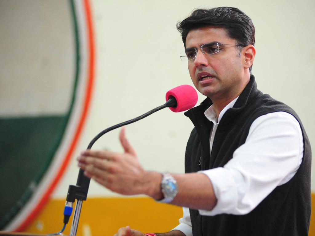 BJP सरकार का बोरिया बिस्तर बंधना तय: सचिनपायलट