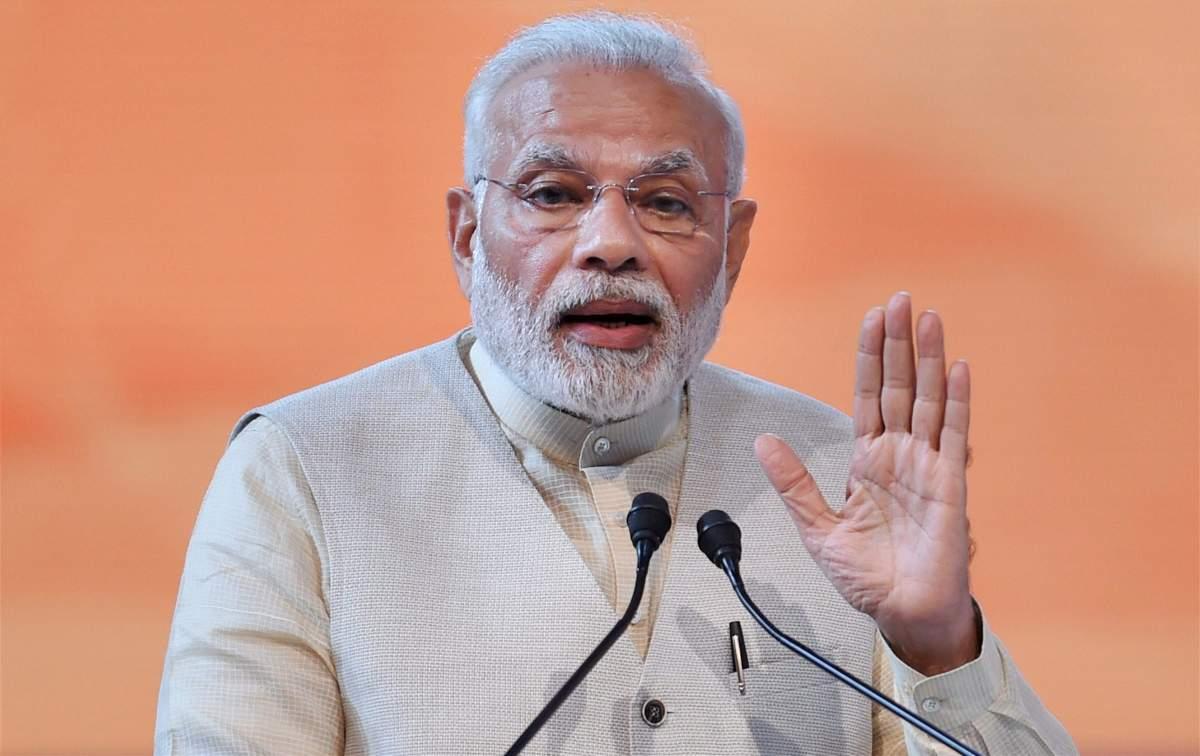 प्रधानमंत्री नरेंद्र मोदी नेआखिर तोड़ी चुप्पी–