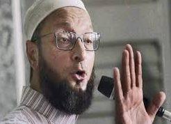 मुसलमानों को संविधान ने दिया है अधिकार बीजेपी ने नहीं-ओवैसी