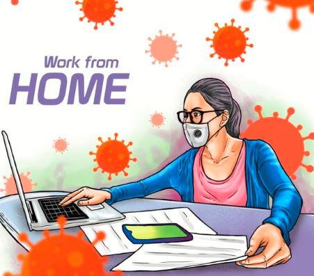 Work at Home से अब तनाव में हैं कामकाजी लोग लोटना चाहते हैं ऑफिस