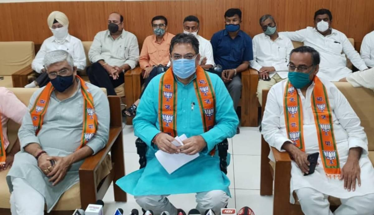 राजस्थान पंचायत चुनावों में कांग्रेस हुई कमजोर, बीजेपी ने मारीबाजी