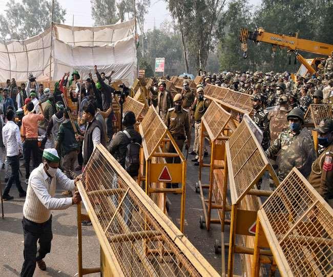 किसान आंदोलन का 19वां दिन: सभी जिला मुख्यालयों पर धरना देंगेकिसान