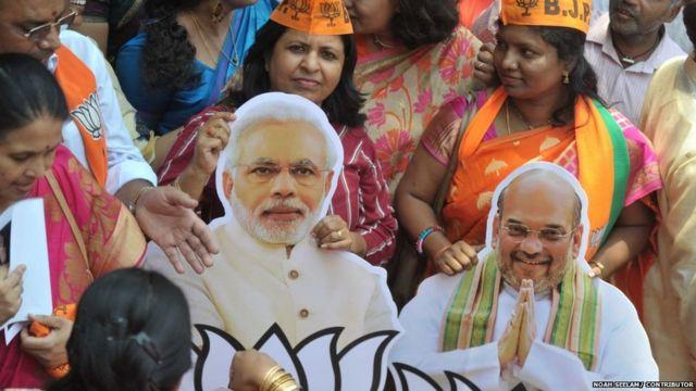 हैदराबाद नगर निकाय चुनावों के नतीजों पर देश कीनिगाहे