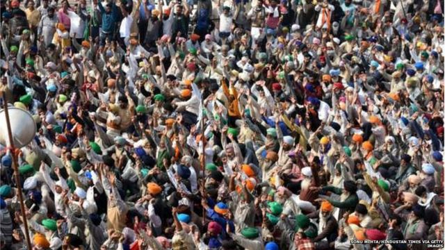किसान आंदोलन को लेकर पहली बार सुप्रीम कोर्ट ने केन्द्र सरकार को लगाई कड़ीफटकार