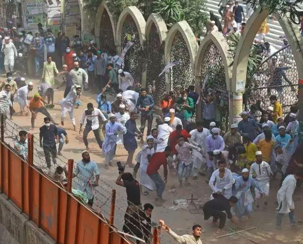 प्रधानमंत्री मोदी का बांग्लादेश दौरा – हिंसा में 12 लोगों की मौत , ममता बेनर्जी ने उठायें सवाल , चुनाव आयोग चुप – ख़ास रिपोर्ट