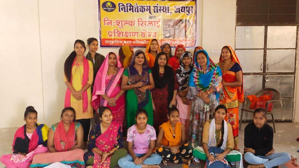 निमितेकम संस्थान महिलाओं को आत्मनिर्भर बनाने के लियें हैं प्रयासरत – डॉक्टर ओमेंद्र सिंह रतनू