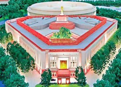 छुआछूतखत्म करने के उदेश्य से –भारत की नई संसद भवन में लगेगा -2000किलों वजनी पीतल का सिक्का – मार्टिन मकवाना